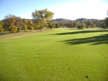View of hole 11 on the course at Nashville Golf & Athletic Club