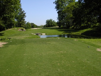 View of hole 14 on the course at Nashville Golf & Athletic Club