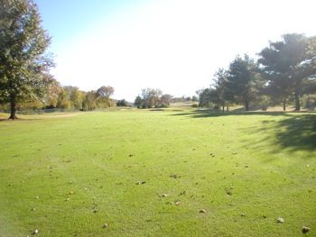 View of hole 2 on the course at Nashville Golf & Athletic Club