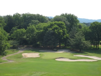 View of hole 6 on the course at Nashville Golf & Athletic Club